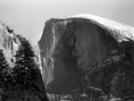 View of Half Dome, Yosemite
